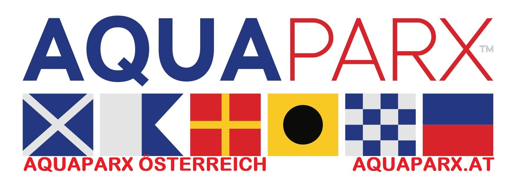 Aquaparx Östereich-Logo