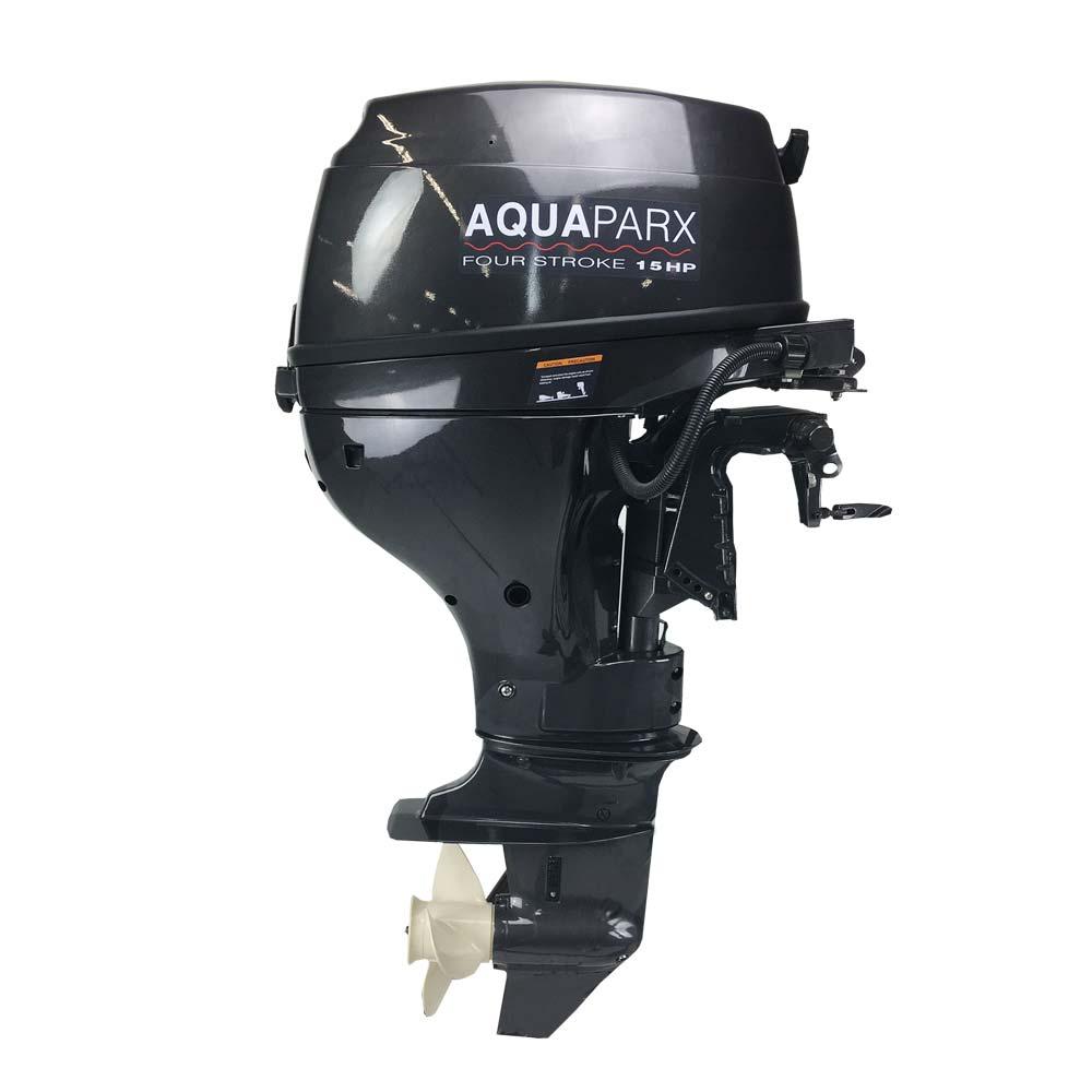 aquaparx stereich 15 ps au enbordmotor e starter. Black Bedroom Furniture Sets. Home Design Ideas
